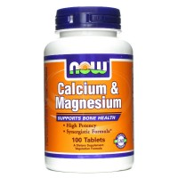 Calcium & Magnesium (100таб)