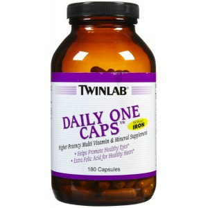 Daily One Caps Without Iron (180капс)